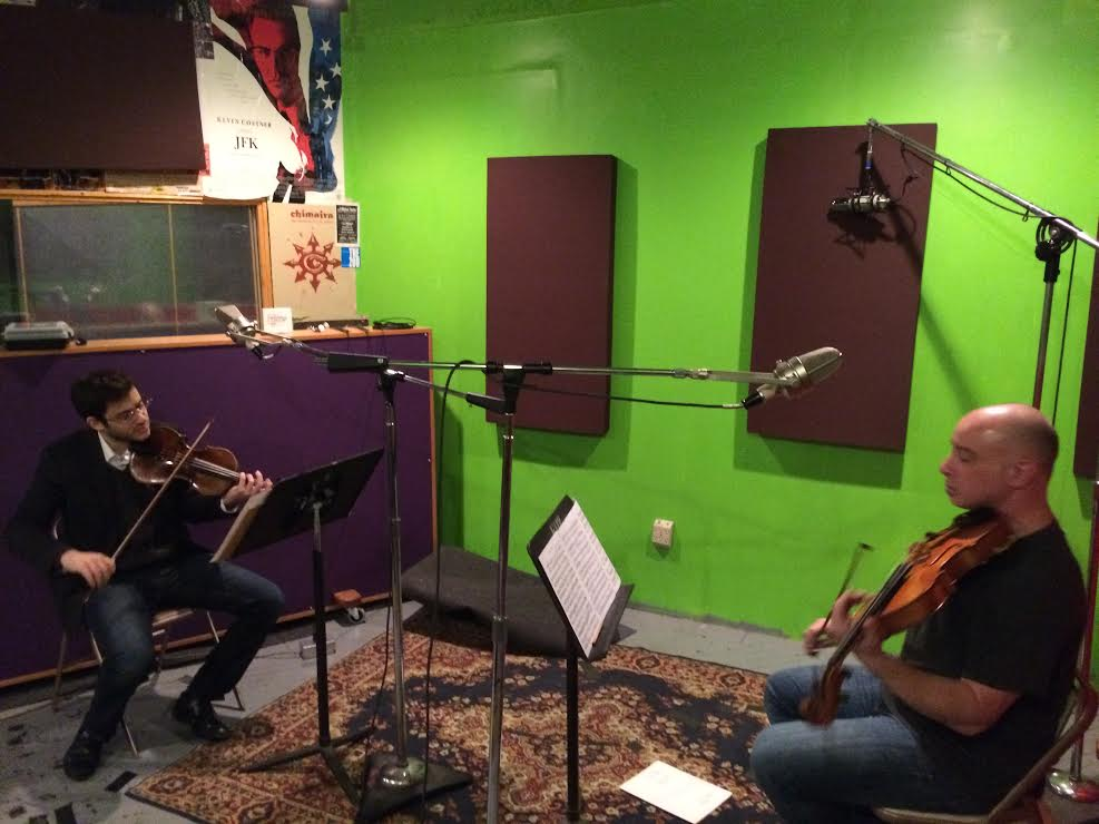 Violins - Vince & Joseph 03.